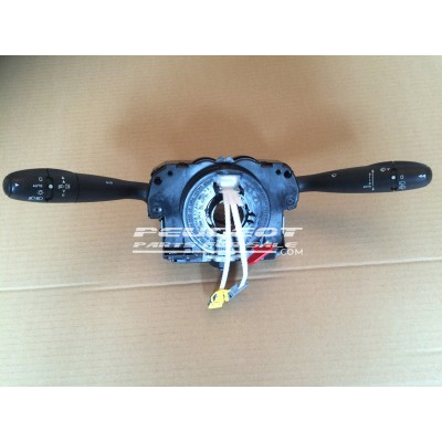 Peugeot 307, 308, Citroen Com 2005 Unit, Light Wiper Indicator Stalk Column Switch, Reconditioned Unit, Part No. 6242EN