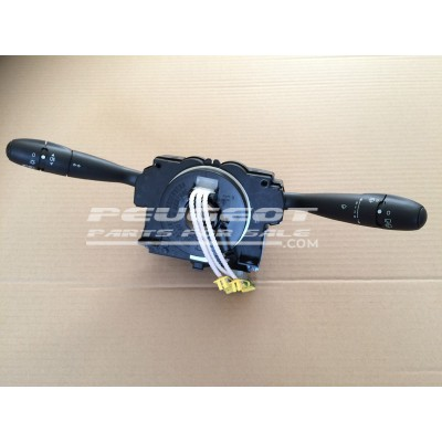 Peugeot 206, Partner VU, VP, M59, Citroen Berlingo Van, Combi Multispace MPV, Com 2000 Unit, Lights Wipers Indicator Stalks, Top Steering Column Switch, Brand New Unit, Part No. 6242XQ