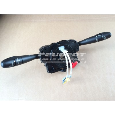 Peugeot Expert 3, Citroen Dispatch 3 Combi III, Tepee Jumpy Multispace MPV Com 2005 Unit, Light Wiper Indicator Stalk Column Switch, Reconditioned Unit, Part No. 6242GN